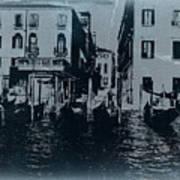 Venice Poster by Naxart Studio