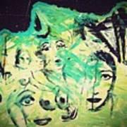Women Poster by Paulo Zerbato