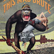 World War I: Recruitment Poster by Granger