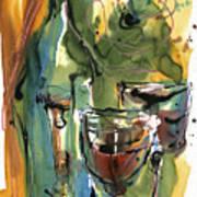 Zin-findel Poster by Robert Joyner