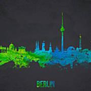 Berlin Germany Print by Aged Pixel