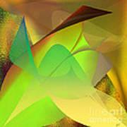 Dreams - Abstract Print by Gerlinde Keating - Galleria GK Keating Associates Inc