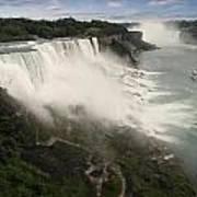 Niagara Falls Print by Jessica Cirz