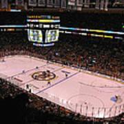 Boston Bruins Print by Juergen Roth