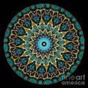 Kaleidoscope Steampunk Series Print by Amy Cicconi