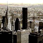 Manhattan Print by RicardMN Photography