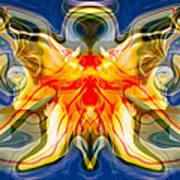 My Angel Print by Omaste Witkowski