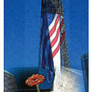Rise Of Freedom 2012 Print by Kenneth De Tore