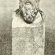 Socrates Print by English School