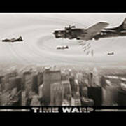 Time Warp Print by Mike McGlothlen