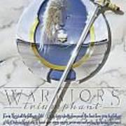 Warriors Triumphant Print by Cliff Hawley