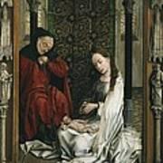 Weyden, Rogier Van Der  1400-1464 Print by Everett