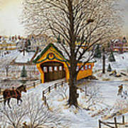 Winter Memories Print by Doug Kreuger