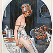 La Vie Parisienne  1926 1920s France Cc Print by The Advertising Archives