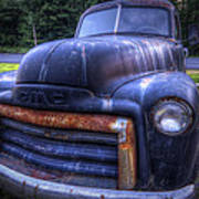 1947 Gmc Print by Eric Gendron