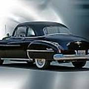 1950 Oldsmobile 88 Deluxe Club Coupe II Print by Dave Koontz