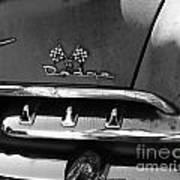 1956 Dodge 500 Series Photo 2 Print by Anna Villarreal Garbis