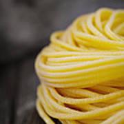 Fresh Pasta Print by Mythja  Photography
