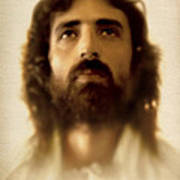 Jesus In Glory Print by Ray Downing