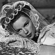 Judy Garland Print by Retro Images Archive