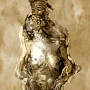 Melt Print by Kurt Van Wagner