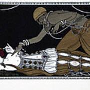 Scheherazade Print by Georges Barbier