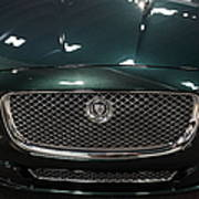2013 Jaguar Xj Range - 5d20263 Print by Wingsdomain Art and Photography
