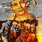 20th Century Depression Print by Jeff Burgess