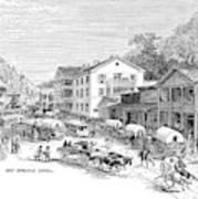 Arkansas Hot Springs Print by Granger