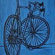 Bike 4 Print by William Cauthern