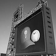 Citizens Bank Park - Philadelphia Phillies Print by Frank Romeo