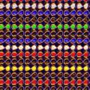 Infinity Infinite Symbol Elegant Art And Patterns Print by Navin Joshi