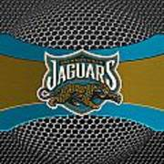 Jacksonville Jaguars Print by Joe Hamilton