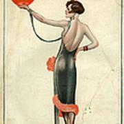 La Vie Parisienne  1925  1920s France Print by The Advertising Archives