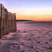 A Jones Beach Morning Print by JC Findley