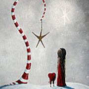 A Starlit Wish By Shawna Erback Print by Shawna Erback
