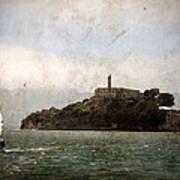 Alcatraz Island Print by RicardMN Photography