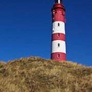 Amrum Lighthouse Print by Angela Doelling AD DESIGN Photo and PhotoArt