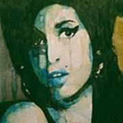 Amy Print by Paul Lovering
