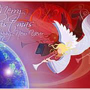 Angelus Print by Nato  Gomes