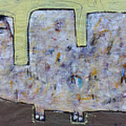 Animalia  Camelus 2 Print by Mark M  Mellon