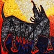 Animalia Canis No. 8  Print by Mark M  Mellon