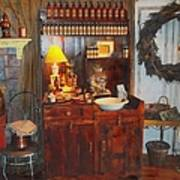 Antiques And Fragrances Print by Glenn McCarthy Art and Photography