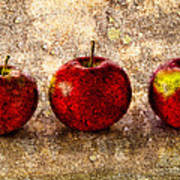 Apple Print by Bob Orsillo