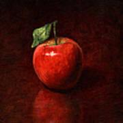 Apple Print by Mark Zelmer
