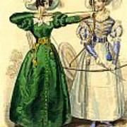 Archery Duchess Print by Berlaz