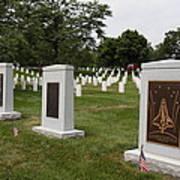 Arlington National Cemetery - 01138 Print by DC Photographer