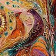 Artwork Fragment 69 Print by Elena Kotliarker