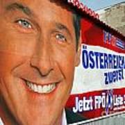 Austrian Politics Print by Jason O Watson