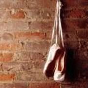 Ballet On Brick Print by Jon Neidert